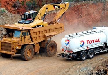 TotalEnergies mining solutions