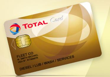 TotalEnergies Card